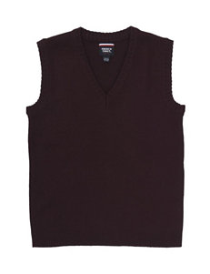 French Toast Pull-Over Knit Vest - Boys 4-7
