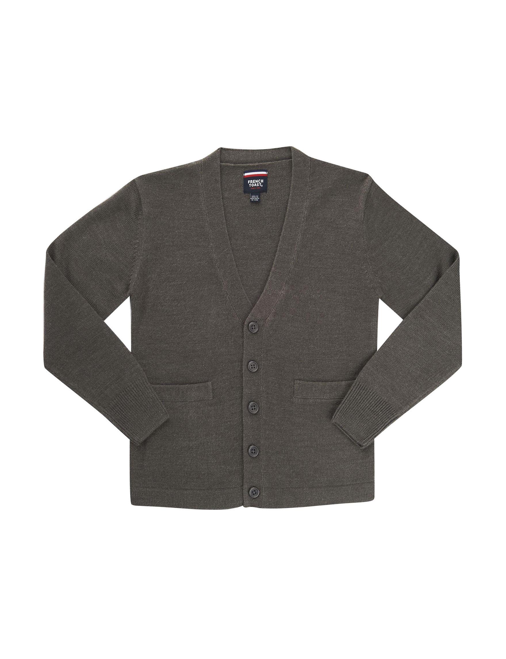 French Toast Grey Lightweight Jackets & Blazers