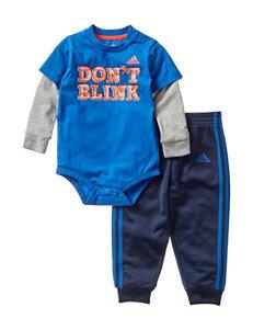 adidas® 2-pc. Don't Blink Bodysuit & Pants Set - Baby 12-24 Mon.