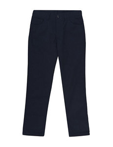 French Toast Slim Fit Pants - Boys 4-7
