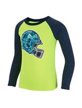 adidas® Undefeated Raglan T-shirt - Toddler & Boys 4-7x