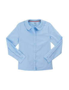 French Toast Peter Pan Blouse - Girls 7-20