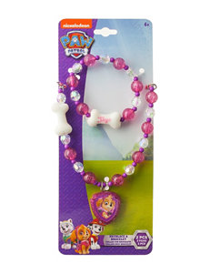 On the Verge 2-pc. Paw Patrol Necklace & Bracelet Set