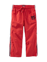 OshKosh B'gosh® Red Athletic Pants - Boys 4-7