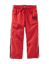 OshKosh B'gosh® Red Athletic Pants - Toddler Boys