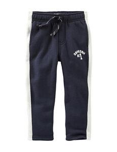 OshKosh B'gosh® Navy Jogger Pants - Toddler Boys