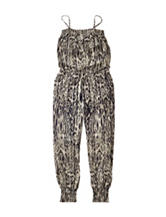 Jessica Simpson Cora Jersey Jumpsuit - Girls 7-16