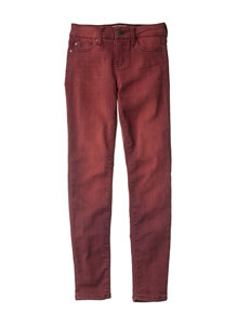 Celebrity Pink Colored Stretch Jeans - Girls 7-16