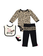 Baby Gear 4-pc. Fancy Pants Set - Baby 0-12 Mos.