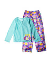 Komar 2-pc. Owl Pajama Set - Girls 4-16