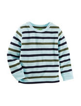 OshKosh B'gosh® Striped Print Thermal Shirt - Boys 4-7