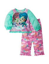 Shimmer & Shine 2-pc. Pajama Set - Toddler Girls