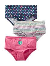 Carter's® 3-pk. Printed Panties - Toddlers & Girls 4-6x