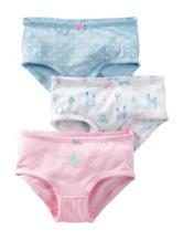 Carters® Princess Printed Panties - Toddler & Girls 4-6x