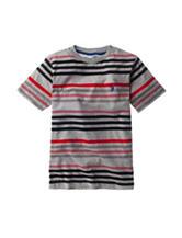 U.S. Polo Assn. Multicolor Striped T-shirt - Boys 8-20