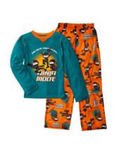 Komar 2-pc. Ninja Mode Pajama Set - Boys 4-7
