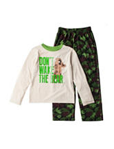 Komar 2-pc. Don't Wake The Bear Pajama Set - Boys 4-16