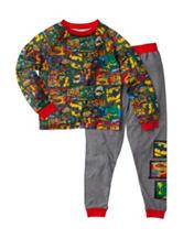 Komar 2-pc. Comic League Pajama Set - Boys 4-7
