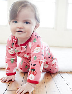 Carter's® Christmas Print Sleep & Play - Baby 0-9 Mos.