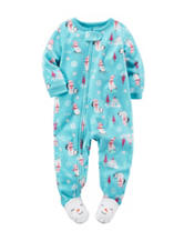 Carter's® Snowman Print Sleep & Play - Baby 12-24 Mos.