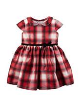 Carters® Plaid Print Dress - Baby 3-18 Mos.