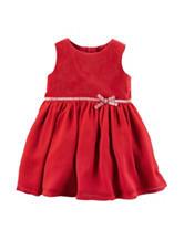 Carter's® Red Velveteen Dress - Baby 3-18 Mos.