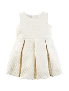 Carter's® Metallic Jacquard Dress - Baby 3-18 Mos.