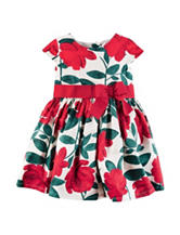 Carters® Multicolor Floral Print Dress - Baby 3-18 Mos.