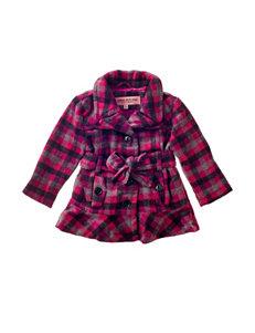 Urban Republic Black / Pink Lightweight Jackets & Blazers