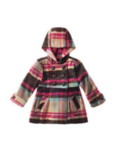 Urban Republic Multicolor Plaid Print Jacket – Baby 12-24 Mos.