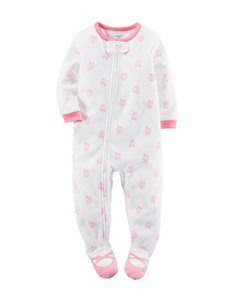 Carter's® Ballet Shoes Print Sleep & Play - Baby 12-24 Mos.