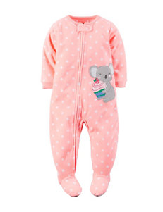 Carter's® Koala Bear Fleece Sleep & Play - Baby 12-24 Mos.