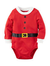 Carter's® Santa Bodysuit - Baby 0-9 Mos.