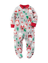 Carter's® Christmas Fleece Sleep & Play - Baby 0-9 Mos.