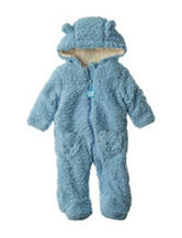 QT Baby Pram Jacket with Bear Ears – Baby 3-9 Mos.