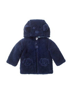 QT Baby Navy Lightweight Jackets & Blazers