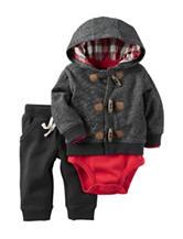 Carter's® 3-pc. Cardigan Set – Baby 3-12 Mos.