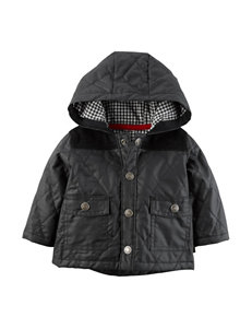 Carter's® Black Jacket - Baby 3-12 Mos.