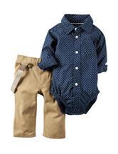 Carters® 2-pc. Suspender Set – Baby 3-12 Mos.