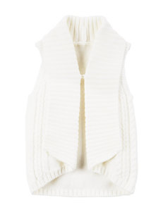 Carters® Ivory Shawl Sweater - Baby 3-18 Mos.
