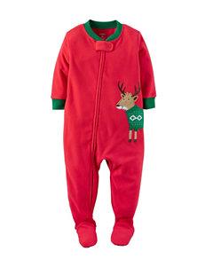 Carter's® Reindeer Sleep & Play - Baby 12-24 Mos.