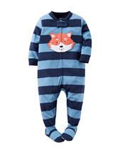 Carter's® Fox Microfleece Sleep & Play - Baby 12-24 Mos.