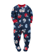 Carter's® Football Fleece Sleep & Play - Baby 12-24 Mos.