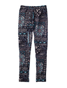 1st Kiss Multicolor Abstract Print Leggings - Girls 7-16