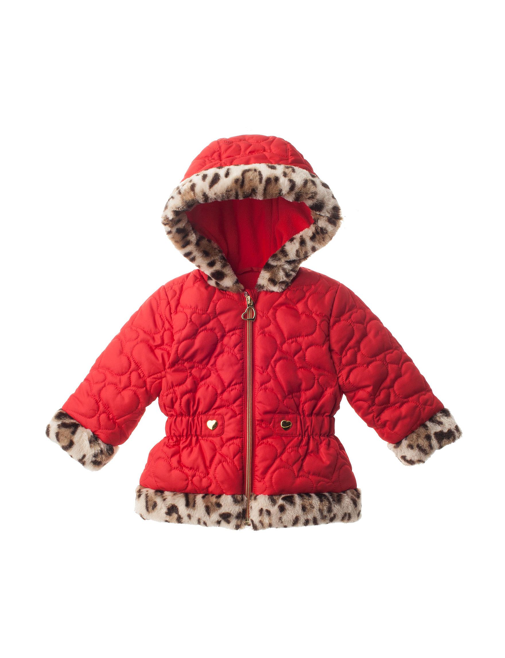 Pistachio Red Lightweight Jackets & Blazers