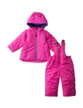 Pacific Tail 2-pc. Snowsuit - Baby 12-24 Mos.