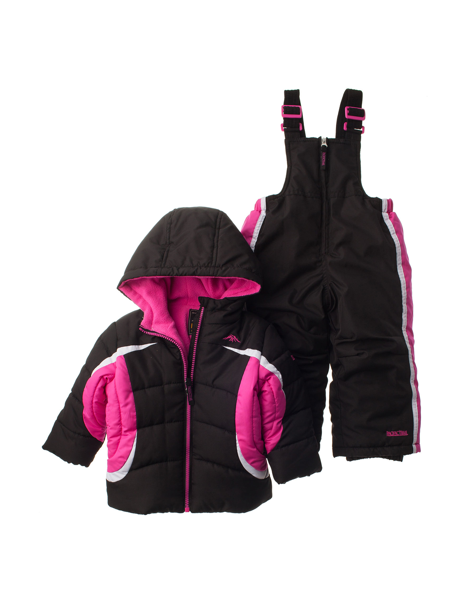 Pacific Trail Black Lightweight Jackets & Blazers