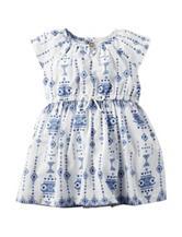 Carter's® Aztec Print Dress  - Baby 0-12 Mos.