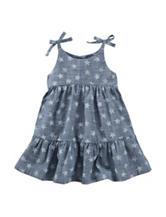 OshKosh B'gosh® 2-pc. Star Chambray Sundress - Baby 12-24 Mos.