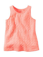 Carter's® Textured Top - Girls 4-8